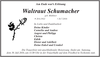 Waltraut Schumacher