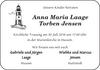 Anna Maria Laage Torben Jensen