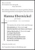Hanna Ebernickel