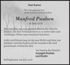 Manfred Paulsen