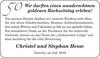 Christel und Stephan Hesse