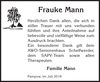 Frauke Mann
