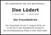 Ilse Lüdert
