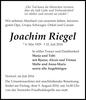 Joachim Riegel