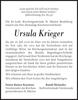 Ursula Krieger