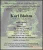 Karl Blohm