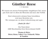 Günther Reese