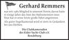 Gerhard Remmers
