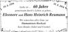 Eleonore Hans Heinrich Reumann
