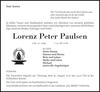 Lorenz Peter Paulsen