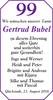 Gertrud Bubel