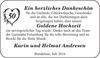 Goldene Karin und Helmut Andresen