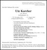 Ute Karcher