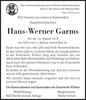 Hans-Werner Garms