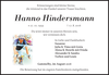 Hanno Hindersmann