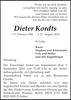 Dieter Kordts
