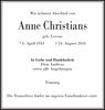 Anne Christians