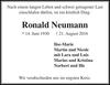 Ronald Neumann