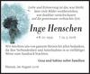 Inge Henschen
