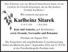 Karlheinz Sitarek