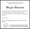 Birgit Hansen