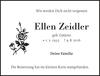 Ellen Zeidler