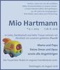 Mio Hartmann