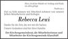 Rebecca Lewi