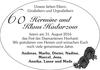 Hermine und Klaus Hadarzow