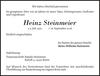 Heinz Steinmeier