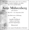 Antje Mührenberg