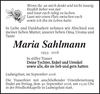 Maria Sahlmann