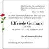 Elfriede Gerhard