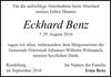 Eckhard Benz