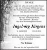 Ingeborg Jürgens