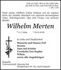 Wilhelm Merten