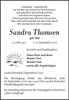 Sandra Thomsen