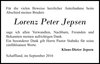 Lorenz Peter Jepsen