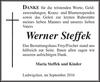 Werner Steffek