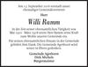 Willi Ramm