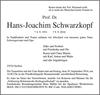 Hans-Joachim Schwarzkopf