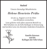 Helene Henriette Prühs