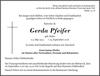 Gerda Pfeifer