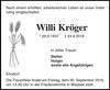 Willi Kröger
