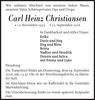 Carl Heinz Christiansen