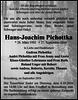 Hans-Joachim Pichottka