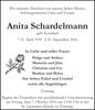 Anita Schardelmann