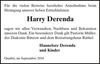 Harry Derenda