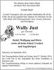Wally Just
