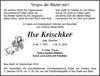 Ilse Krischker